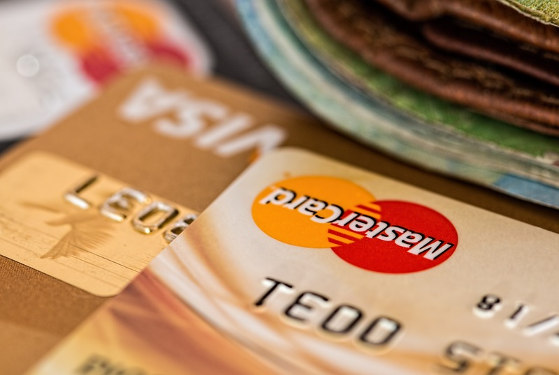 Over-55s credit card debt on rise